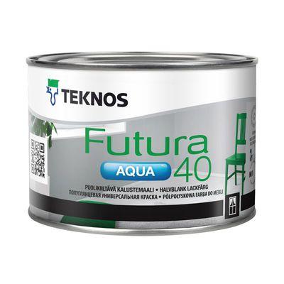 FUTURA AQUA 40 Полуглянцевая универсальная краска