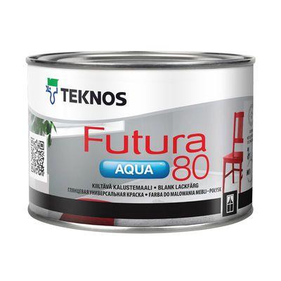 FUTURA AQUA 80 Глянцевая универсальная краска