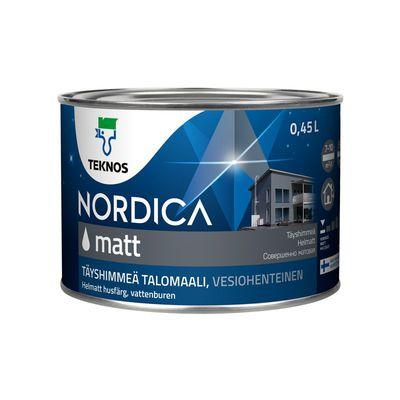 NORDICA MATT краска для домов