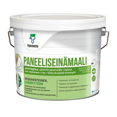 Обои Marburg Деревянные поверхности PANEELISEINÄMAALI Краска для панельных стен