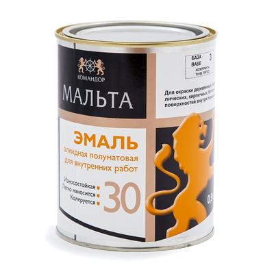Обои Marburg Продукция Командор МАЛЬТА 30 эмаль алкидная полуматовая