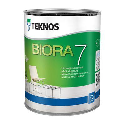BIORA 7 матовая краска для стен