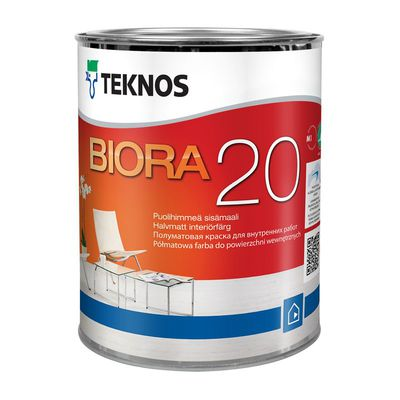 Обои Marburg Отделка интерьеров BIORA 20 полуматовая краска для внутренних стен