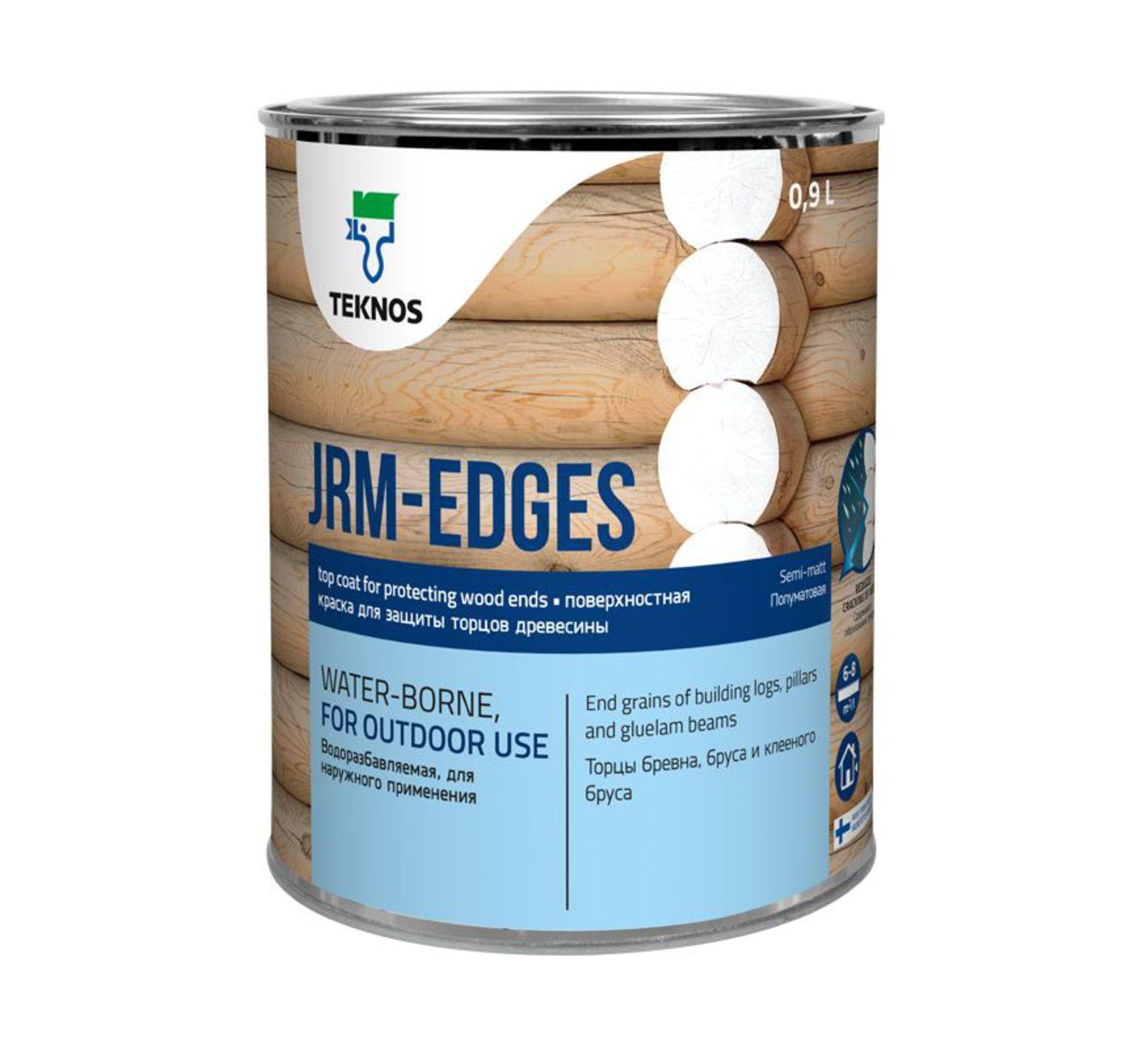 JRM-EDGES краска для защиты торцов древесины