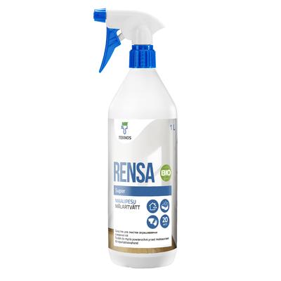 Обои Marburg Спец средства RENSA SUPER СПРЕЙ средство для очистки окрашиваемых поверхностей