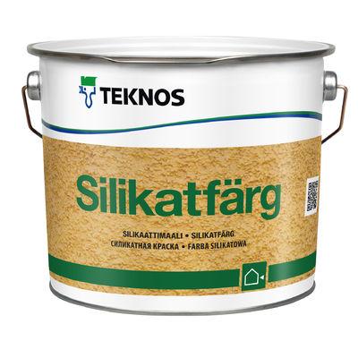 SILIKATFÄRG силикатная краска