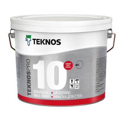 Обои Marburg Отделка интерьеров TEKNOSPRO 10 Краска для стен