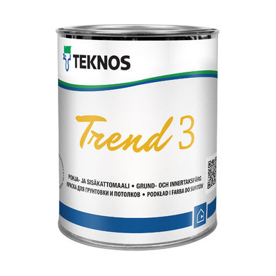 TREND 3 грунтовочная краска