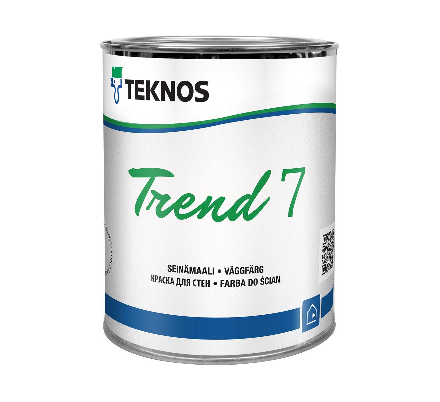 TREND 7 краска для стен