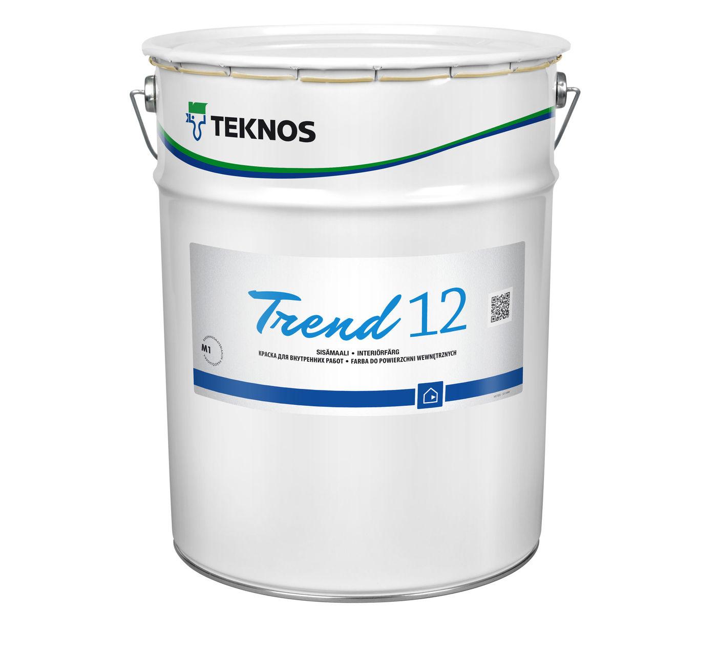 TREND 12 краска для внутренних поверхностей