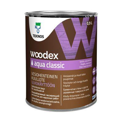 WOODEX AQUA CLASSIC лессирующий антисептик