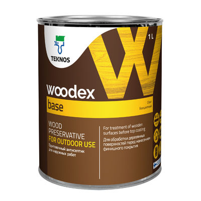 WOODEX BASE грунтовочный антисептик